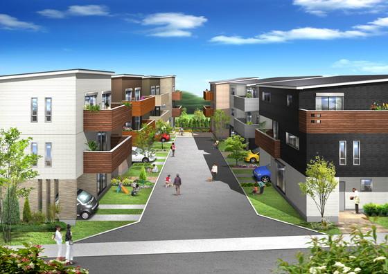 戸建住宅1
