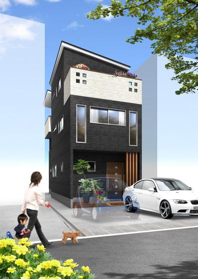 戸建住宅10