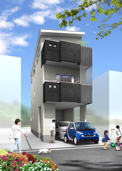戸建住宅11