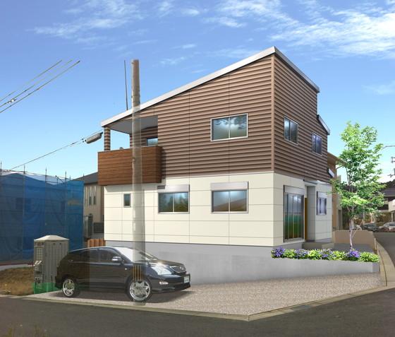 戸建住宅16