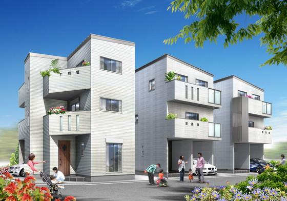 戸建住宅2