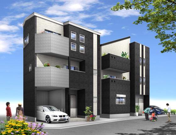 戸建住宅3
