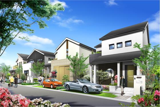 戸建住宅6