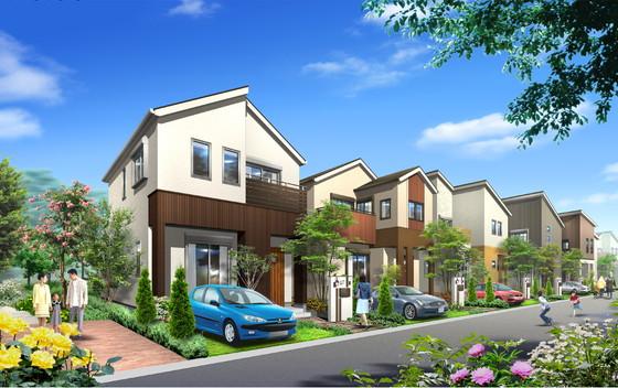 戸建住宅7
