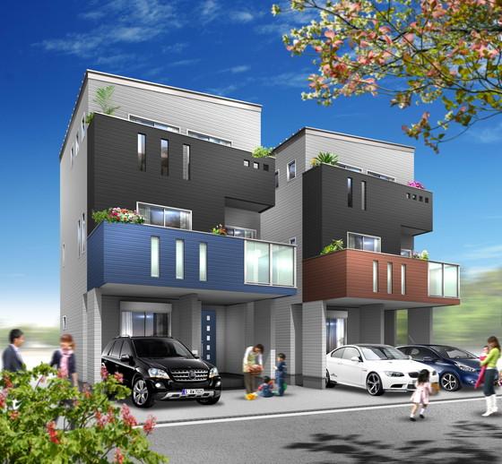 戸建住宅9