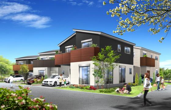 戸建住宅5