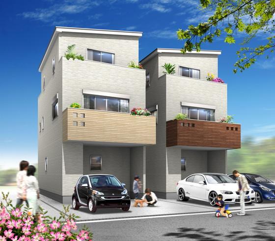 戸建住宅8